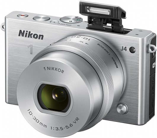 Nikon's Latest J4 Mirrorless Camera With More Pixels
