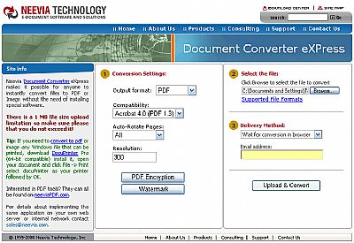 Best Online Sites For Pdf To Convert, Compress & Merge