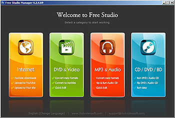 Convert Video,Audio And Image With An Easiest And Single Software