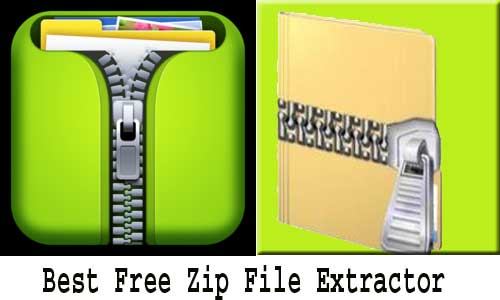 Best Free Zip File Extractor