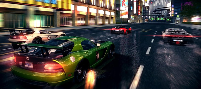 Make Fun With Racing Game Adventure On Your Android Mobile And Tablet