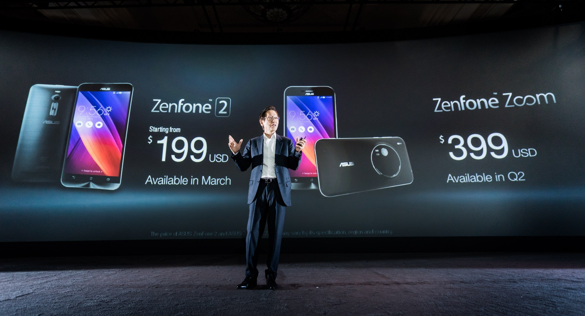 Zenfone Zoom World's Thinnest 3X Optical Zoom Smartphone