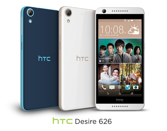 HTC Desire 626 With Snapdragon 410 SoC