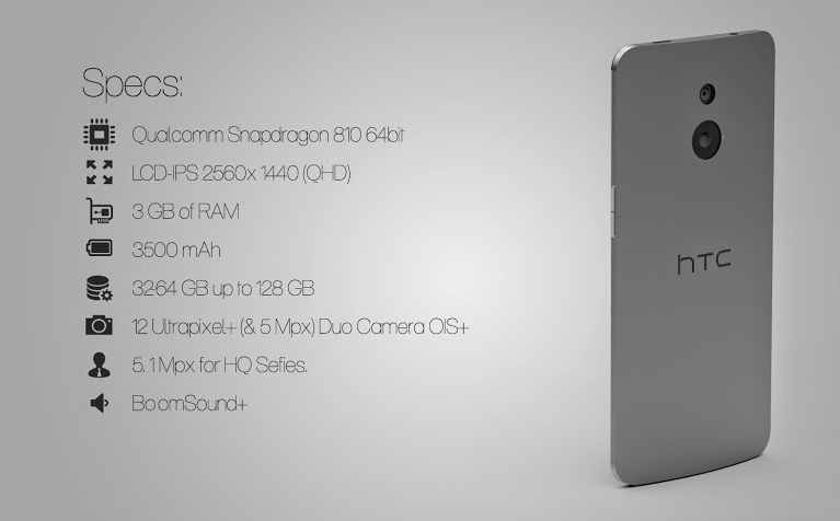Htc One M9 To Come With Dual 20mp Camera