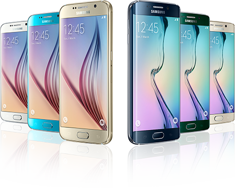 Samsung New Galaxy S6 Specifications With 16mp Rear Camera