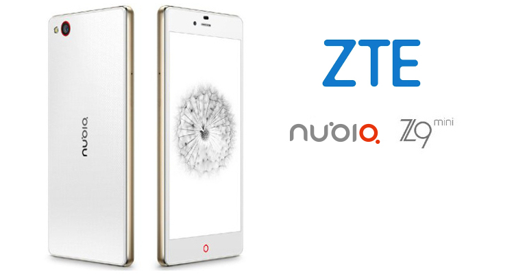 ZTE Nubia Z9 Mini Excellent Specifications