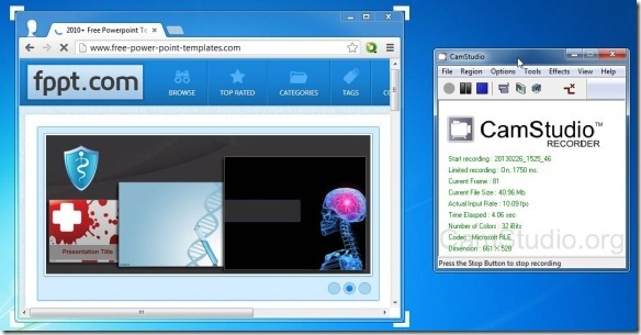 Record Your Pc Work As Video Or Image By Free Screen Recorders