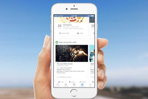 Use Latest Facebook App To Remain Updated On Your Smartphone Lock Screen
