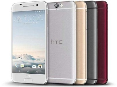 HTC ONE A9 With Unibody Metallic Design And Fingerprint Sensor