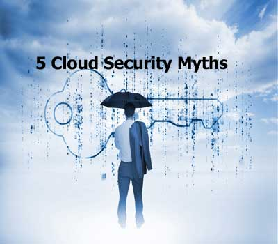 5 Cloud Security Myths Debunked