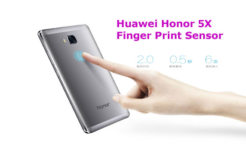 Have A Look On Huawei Honor 5X Specifications