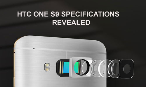 HTC One S9 Specifications Revealed