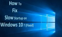 How To Speed Up Windows 10 Startup With Easiest Way