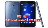 HTC  Launched Its Latest Smartphone U11  In India Latest Version Of HTC Usonic