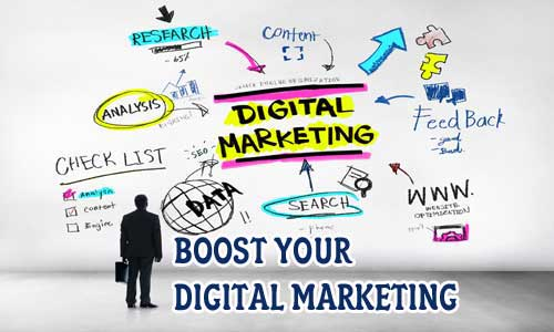 Most Effective Ways to Boost Your Digital Marketing