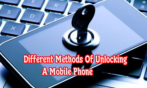 Different Methods Of Unlocking A Mobile Phone In Mississauga
