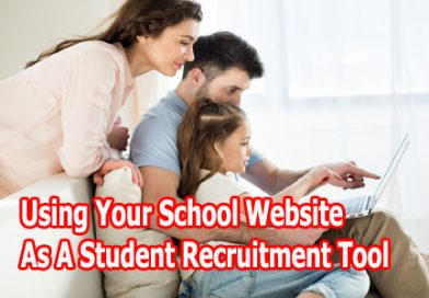 Using Your School Website As A Student Recruitment Tool