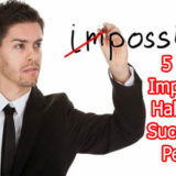 5 Most Important Habits Of Successful People You Must Follow