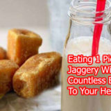 Eating 1 Piece Jaggery Will Get Countless Benefits To Your Health