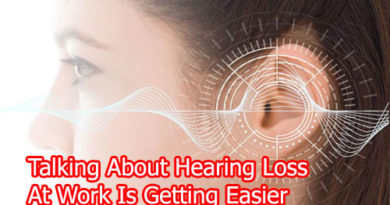 Talking About Hearing Loss At Work Is Getting Easier