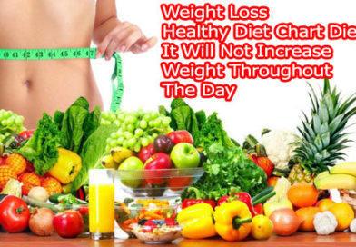 Weight Loss Healthy Diet Chart, It Will Not Increase Weight Throughout The Day