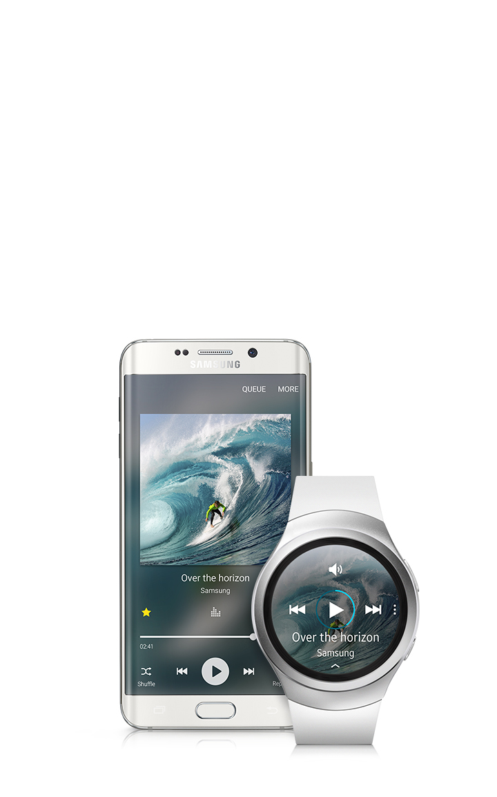 how to connect gear s2 to nexus